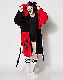Harley Quinn Robe
