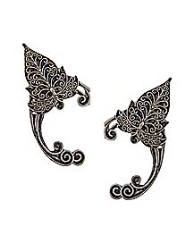 Filigree Elf Ear Cuff