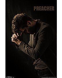 Prayer Preacher Poster
