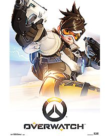 Overwatch Promo Art Poster