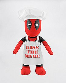 Chef Deadpool Plush Toy 8