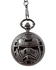 Captain Phasma Star Wars Pocket Watch