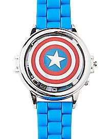 Captain America Spinner Watch - Marvel Comics