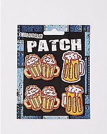 Beer Patch Set