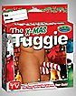 The Xmas Tuggie Sock