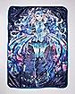 Hatsune Miku Glitter Fleece Blanket