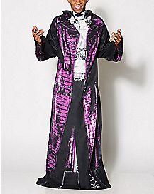 The Joker Blanket With Sleeves - DC Comics