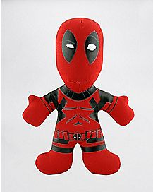 Deadpool Plush Clip - Marvel Comics