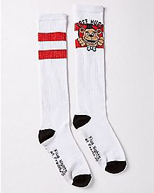 Knee High Socks - Five Nights at Freddy's
