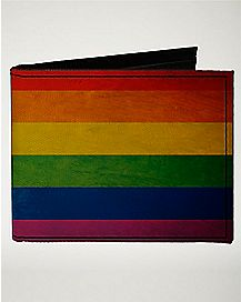 Rainbow Bifold Wallet