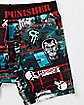Punisher Boxer Briefs - Marvel Comics