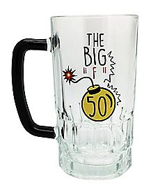 The Big F 50 Beer Stein - 18 oz.