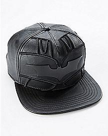 Armored Batman Snapback Hat