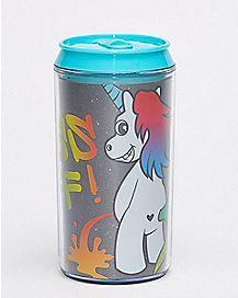 Piss Off Unicorn Can - 10 oz