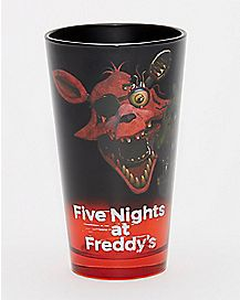 Five Nights At Freddy's Pint Glass - 16 oz.
