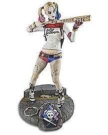 Harley Quinn Suicide Squad Finders Keyper Statue