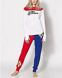 Harley Quinn Pajama Set