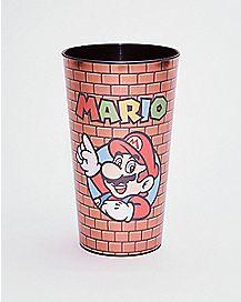 Brick Wall Mario Cup - 35 oz