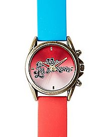 Daddy's Lil Monster Suicide Squad Watch
