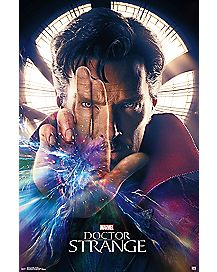 Doctor Strange Movie Poster - Marvel Comics