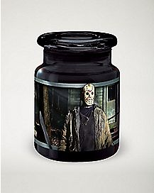 Friday The 13th Jason Storage Jar - 6 oz