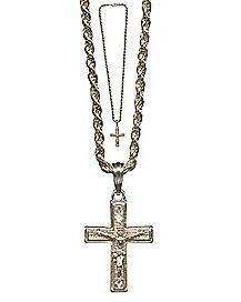 Chain Crucifix