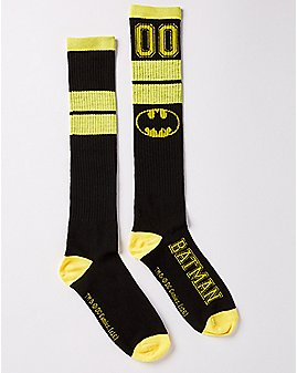 Batman Crew Socks