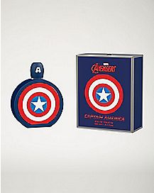 Captain America Scented Spray - Marvel Comics