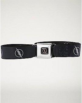Professor Zoom Seatbelt Belt - DC Comics