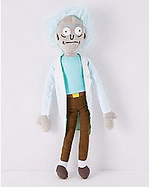 Rick Plush 10 Inch - Rick and Morty