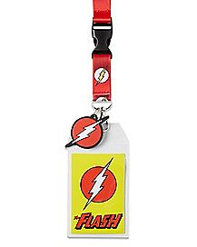 Logo The Flash Lanyard