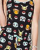 Thermal Pokemon One-Piece Pajamas