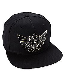 Triforce The Legend of Zelda Snapback Hat