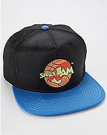 Space Jam Snapback Hat