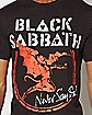 Arch Angel Black Sabbath T Shirt