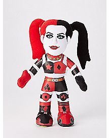 Derby Harley Quinn Plush Toy - DC Comics