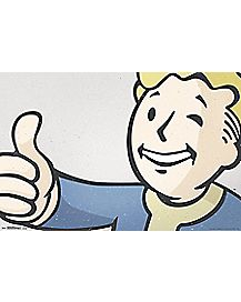 Thumbs Up Fallout Poster