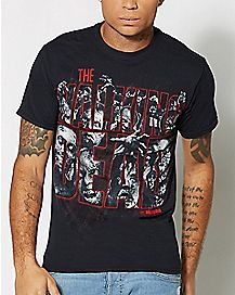 Zombies The Walking Dead T Shirt