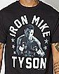 Iron Mike Tyson T Shirt
