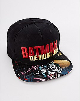Joker Batman: The Killing Joke Snapback Hat - DC Comics