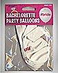 Hashtag Bride Bachelorette Balloons