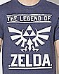 The Legend of Zelda T Shirt