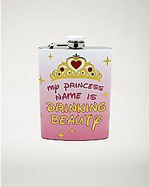 Drinking Beauty Flask - 1.5 oz
