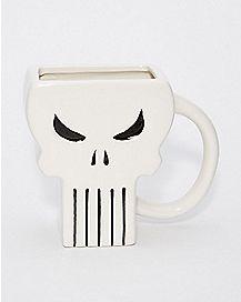 Molded Punisher Coffee Mug 20 oz. - Marvel Comics