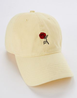 Rose I Only Date Beasts Dad Hat - Beauty and the Beast 011b5d0b34ff