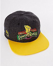 Mighty Morphin' Power Rangers Snapback Hat