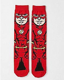 The Flash Crew Socks - DC Comics