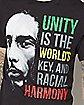 Bob Marley Unity Harmony T Shirt