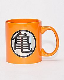 Dragon Ball Z Symbol Coffee Mug - 20 oz.