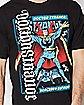 Ambigram Sorcerer Supreme Doctor Strange T Shirt - Marvel Comics